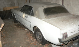restauration d taill es ford mustang coupe convertible fastback shelby. Black Bedroom Furniture Sets. Home Design Ideas